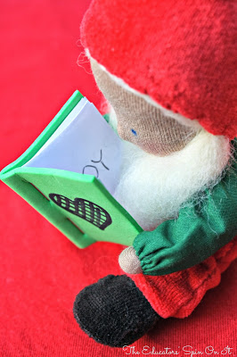 Kindness Elves reading a book