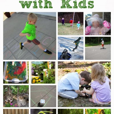 Top Activities for Outdoor Fun and Adventures with Kids