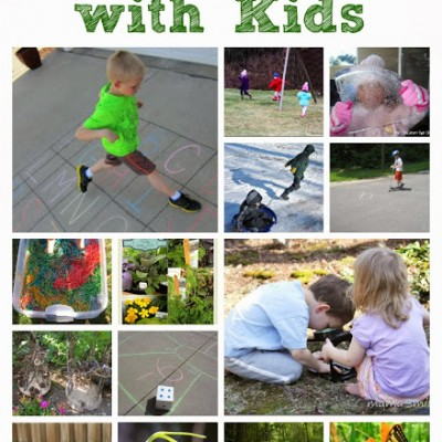 Top Activities for Outdoor Fun and Adventures with Kids