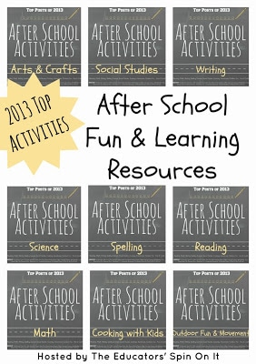 Activities for Elementary School Ages