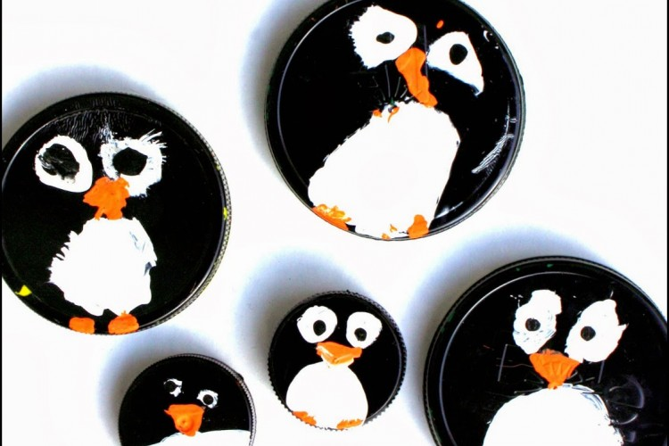 Penguin Math Counters