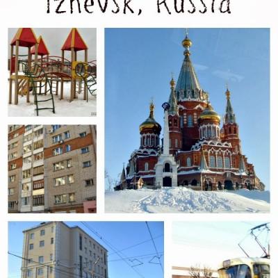 Global Kids Travel to Izhevsk, Russia