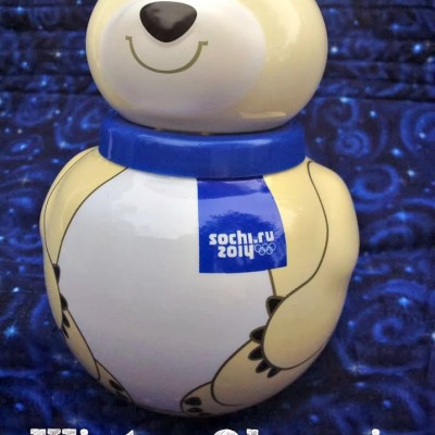 Winter Olympic Mascots & Activities