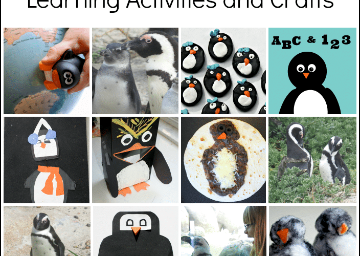 Best of the Web Penguin Activities and Penguin Crafts