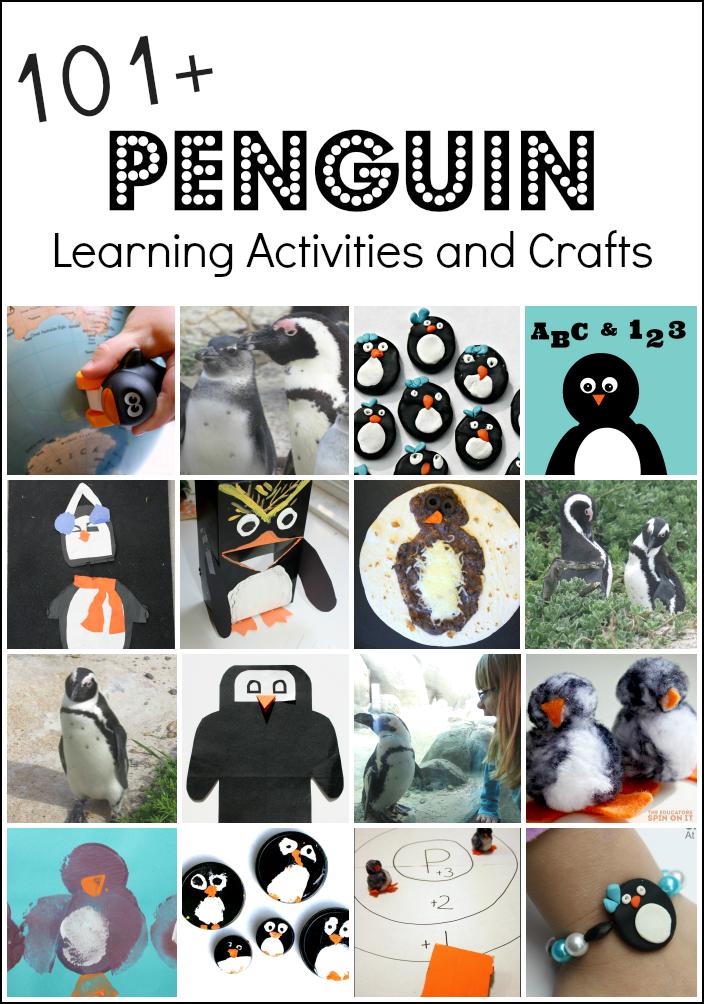 penguin activities and penguin crafts rh theeducatorsspinonit com 4th Grade Classroom Decorations 10 Grade Classroom