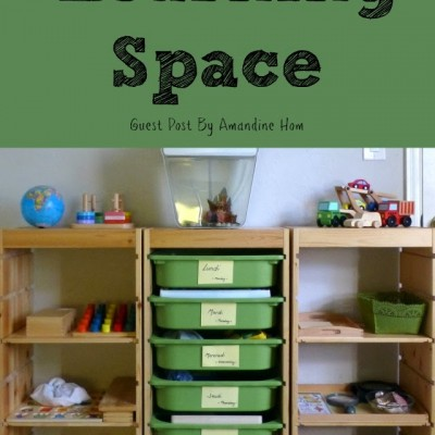 Designing an Educational Learning Space for Young Children