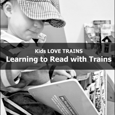 Learn to Read with TRAINS Activities for Children