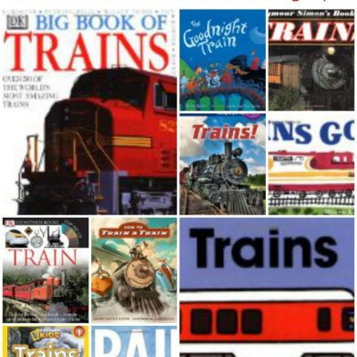 Train Books and Reading Tips