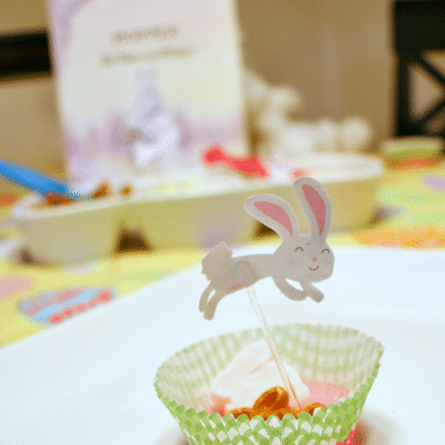 Bunny Book Club Snack Idea: Marcus Pfister Virtual Book Club