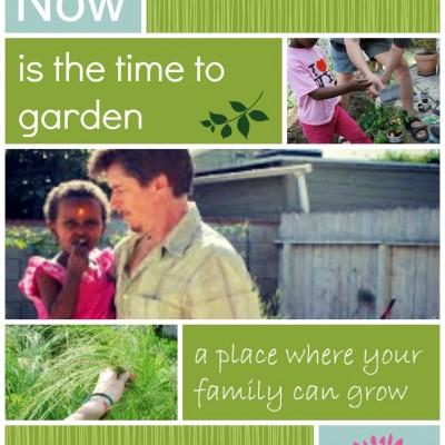 Garden Connect; Grow a Family
