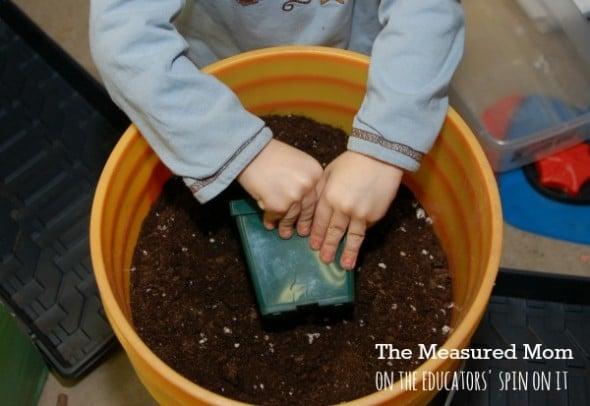 family garden (4) - the educators' spin on it