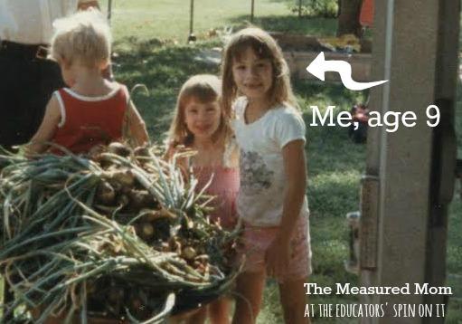 family garden (5) - the educators' spin on it