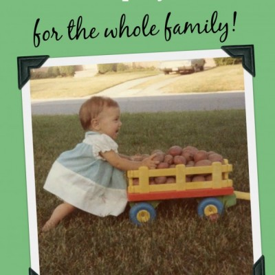Gardening with Kids: Fun for the WHOLE Family