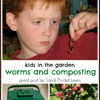 Garden Science; Worms and Compost