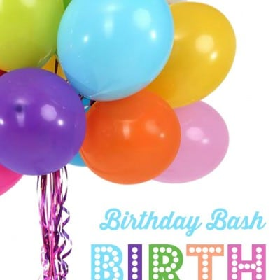 Gift Guide for Baby and Celebrating BIRTH day!
