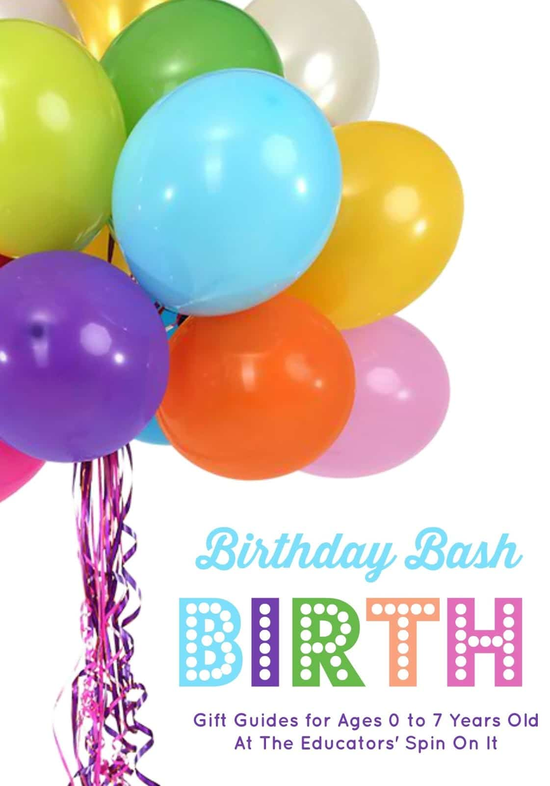 Gift Guide For Baby And Celebrating Birth Day The Educators Spin
