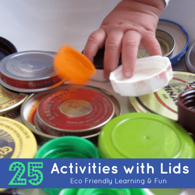 25 Activities with Lids