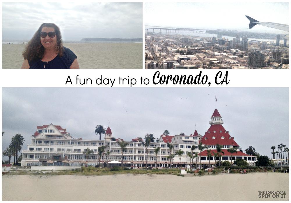 Visiting Coronado, CA during #SMMW14