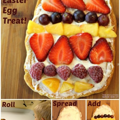 Healthy Easter Egg Treat