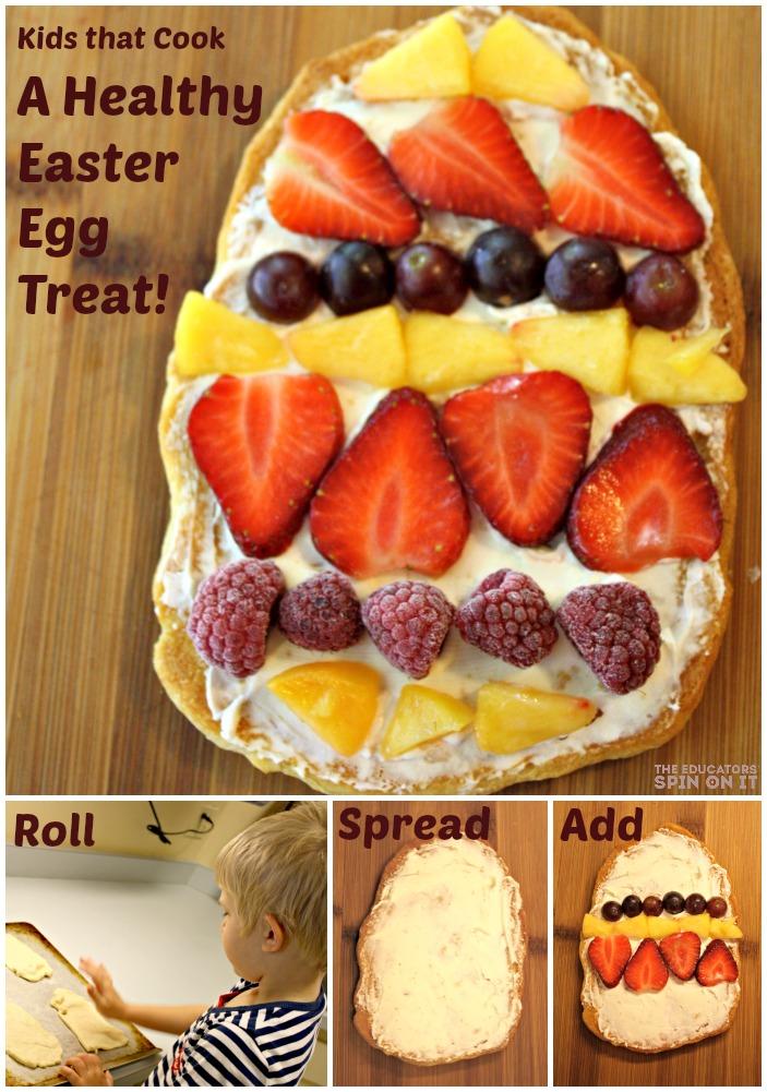Healthier Easter Egg Treat