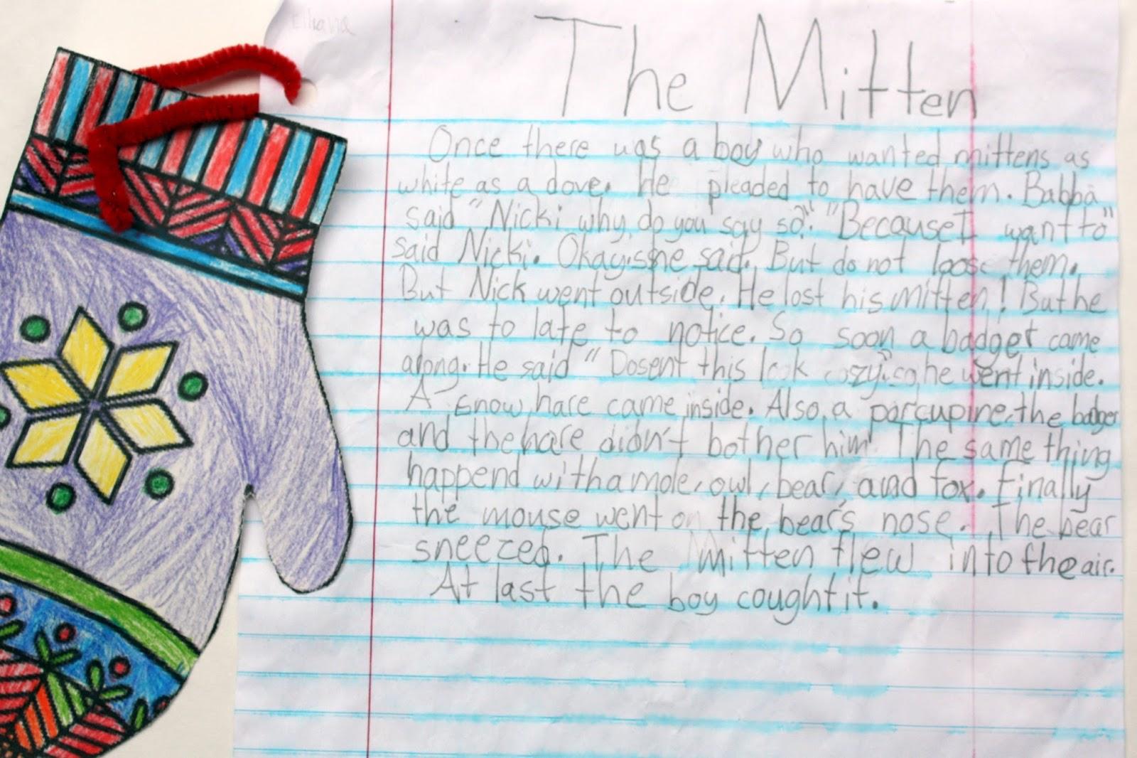 second grade writing