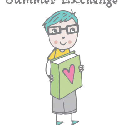 ANNOUNCING LOVE BOOKS Summer Exchange 2014