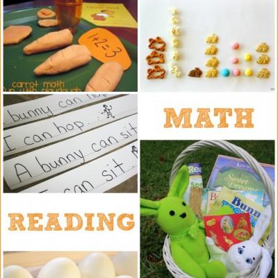 Easter Learning Activities for Preschoolers