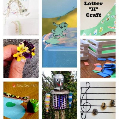 Playful Preschool Lesson Plan; Math, Reading, Science and MORE!