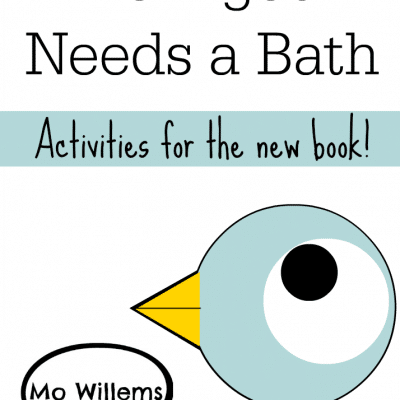 Mo Willems New Book: The Pigeon Needs a Bath