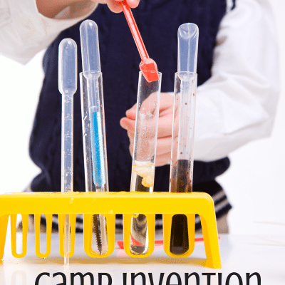 Camp Invention Giveaway {After School Linky Party}