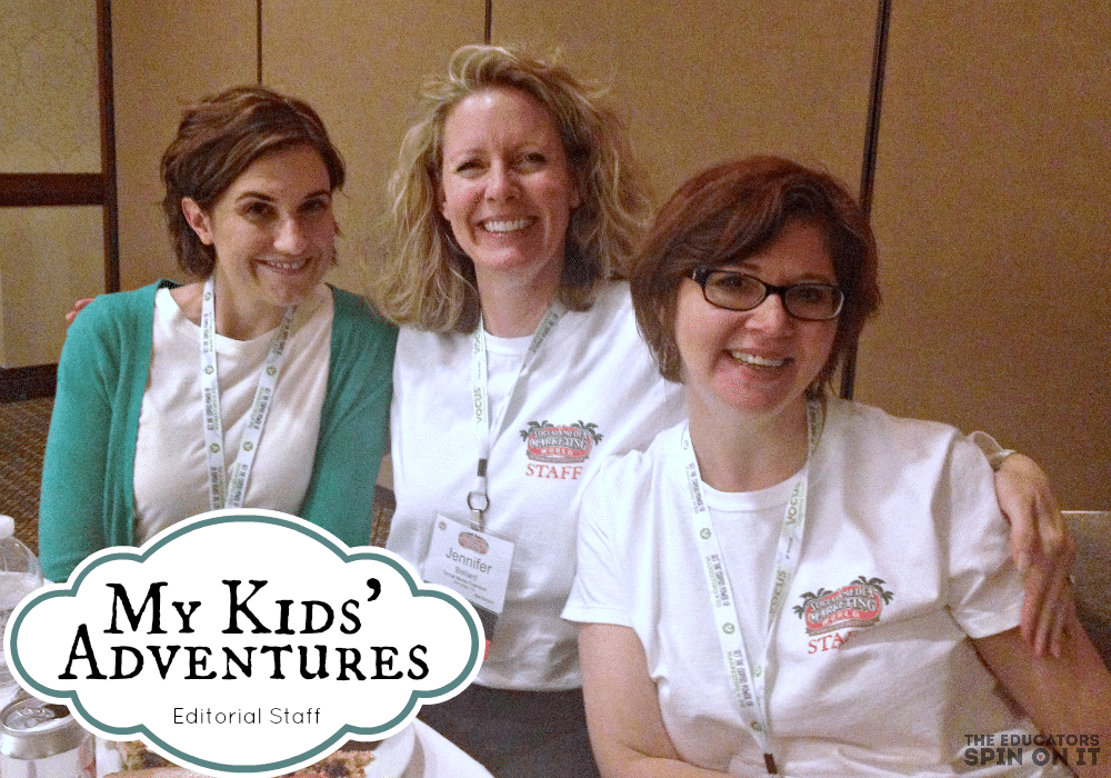 My Kids' Adventures Team #SMMW14