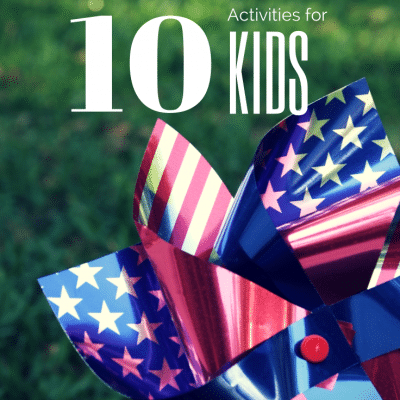 Memorial Day Activities for Children