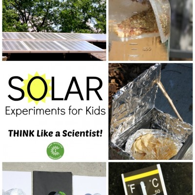 Solar Science Experiments for Kids