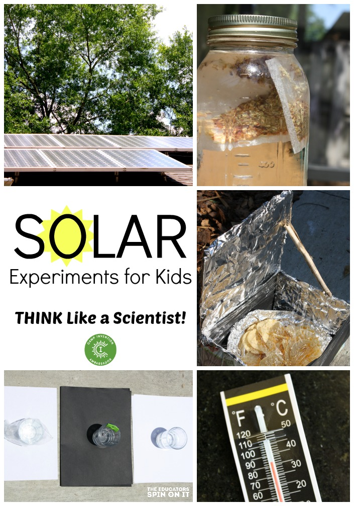 Solar science experiments for kids the educators 39 spin on it for What is solar power for kids