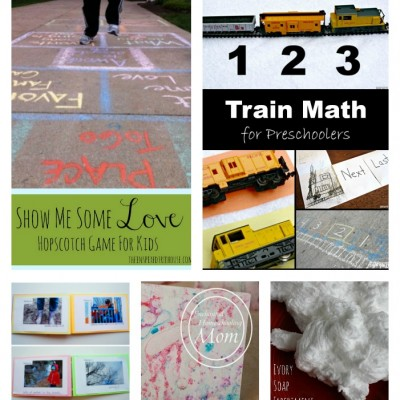 Playful Preschool Lesson Plans: Reading and More