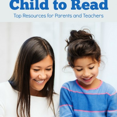 Teach My Child to Read; Resources for Parents