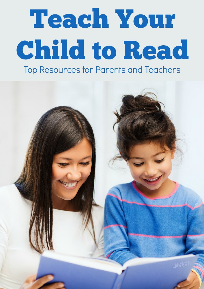 Teach Your Child To Read: Top Reading Resources