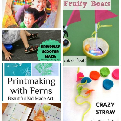 Plan Your Preschool Week with Free Lesson Plans