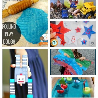 Preschool Activities #8