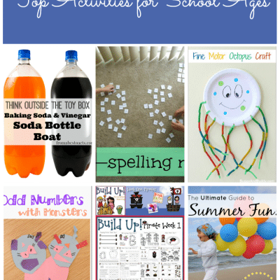 After School Linky Party Week 23