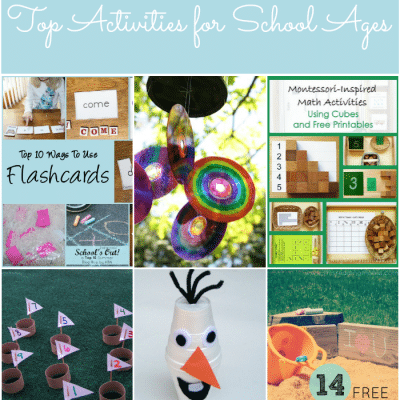 After School Linky Party Week 26