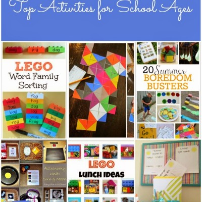 After School Linky Party Week 24