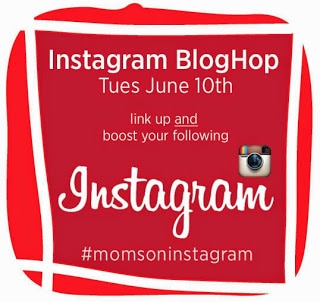Moms on Instagram Blog Hop #momsoninstagram