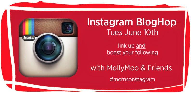 Moms on Instagram Blog Hop