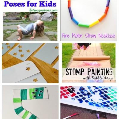 A Week of Preschool Lessons!