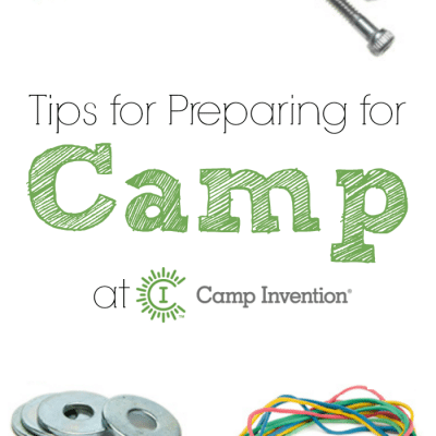 Preparing for Camp Invention