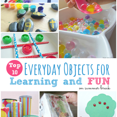 Top 10 Everyday Objects for Summer Learning and Fun
