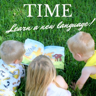 Summer Language Learning