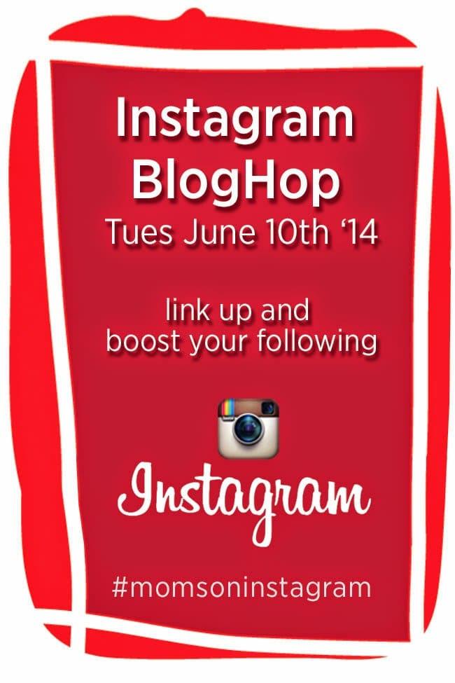 Moms on Instagram Blog Hoop