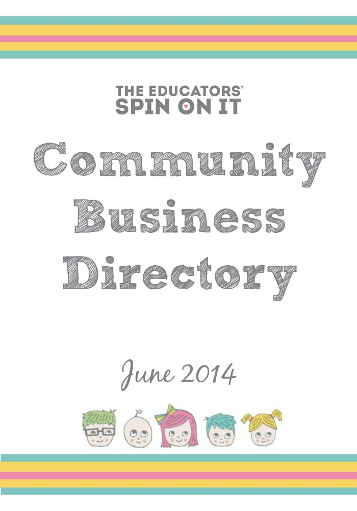 The Educators' Spin On It Community Directory